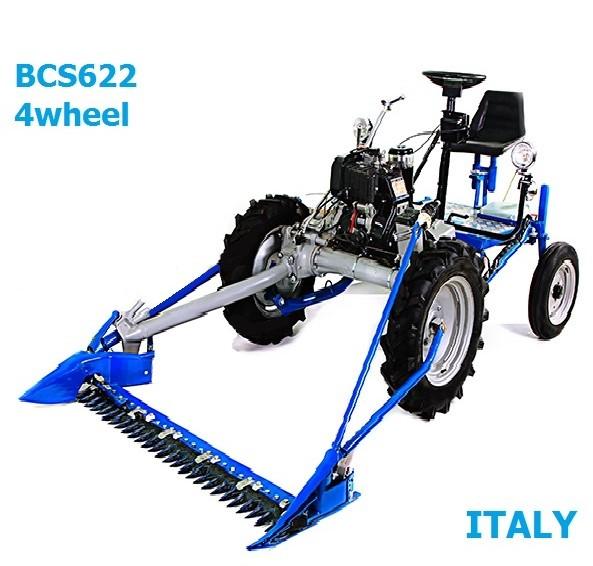دروگر BCS622 چهارچرخ بافبند