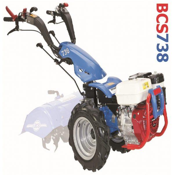 دروگر BCS-738 بنزینی 9اسب