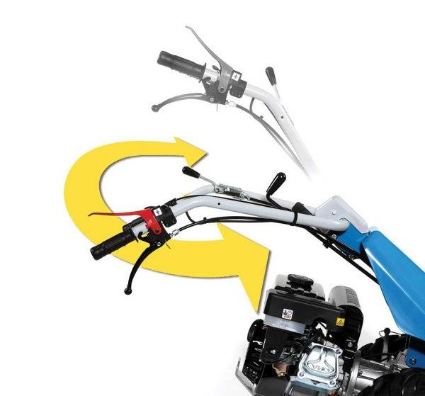دروگر BE-M120 بنزینی 7اسب